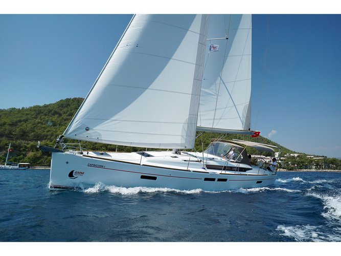 The best way to experience Göcek is by sailing