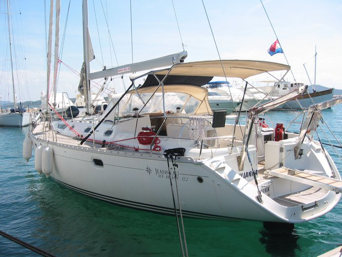 The best way to experience Baška Voda, HR is by sailing