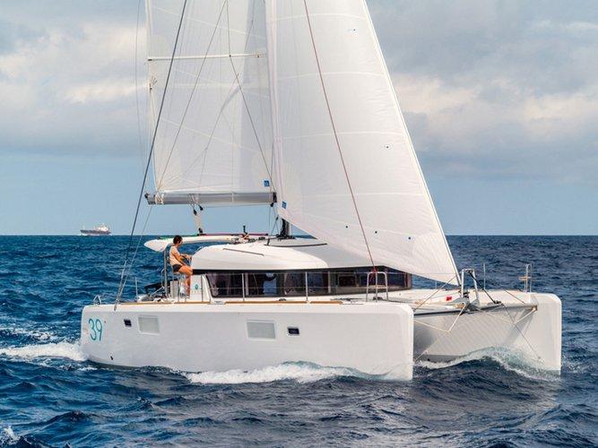 Charter this amazing sailboat in Šibenik