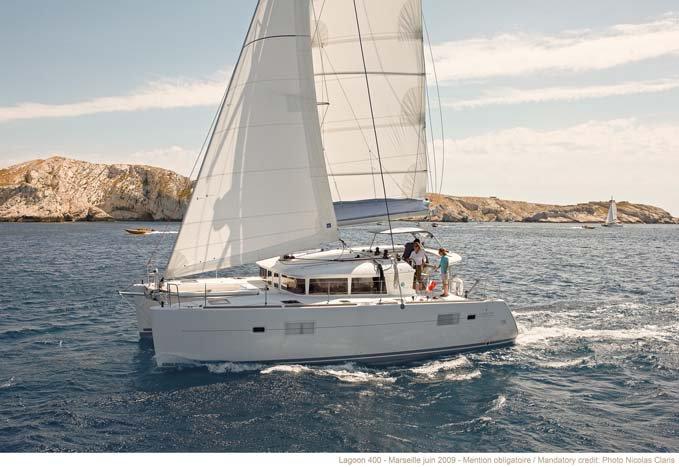 Boat for rent Lagoon 40.0 feet in Newport, RI