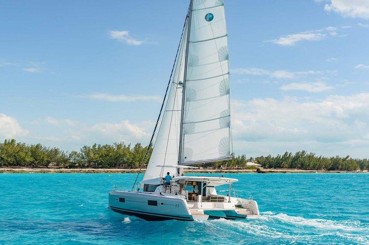 Lagoon's 42.0 feet in Nassau