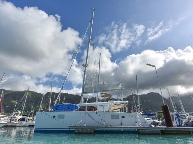 Mahe, Victoria, SC sailing at its best