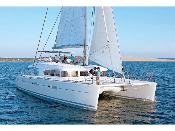 Experience Phuket on board this elegant sailboat