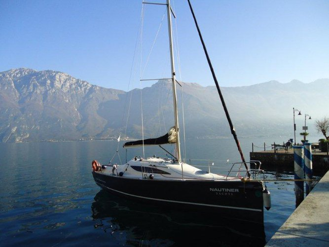 All you need to do is relax and have fun aboard the Nautiner Yacht Nautiner 30S Race