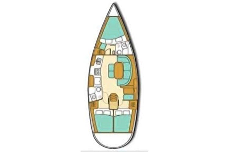 Boat for rent Oceanis 38.0 feet in Plattsburgh City Marina, NY
