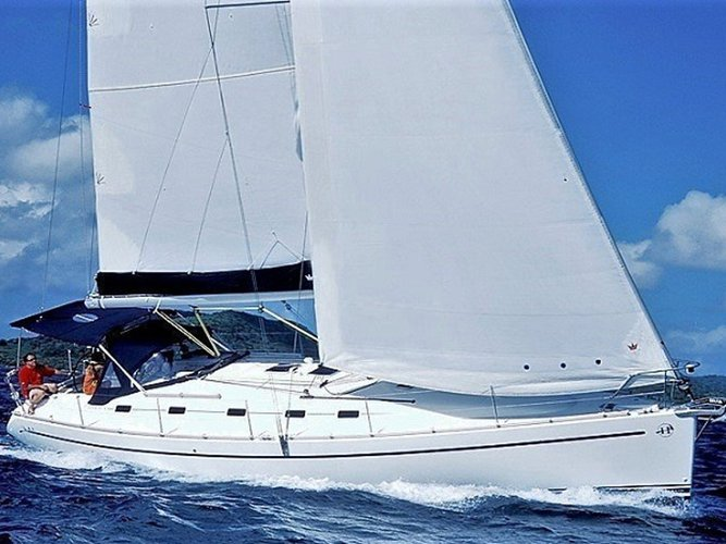 Charter this amazing Poncin Yachts Harmony 47 in Athens, GR