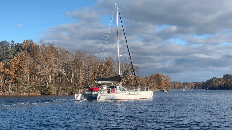 Viking's 63.0 feet in Newport
