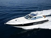 Get on the water and enjoy Roses in style on our Absolute Yachts Absolute 52 FLY