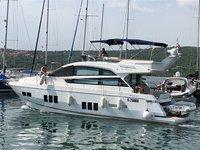 Explore Punat, Krk on this beautiful motor boat for rent