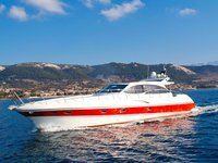 Charter this amazing motor boat in Banjole, Pula