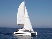 Experience Fethiye, TR on board this amazing Bali Catamarans Bali 4.3 - 3 double cabins