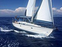 Charter this amazing sailboat in Corfu
