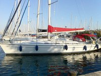 Get on the water and enjoy Paros in style on our Bavaria Yachtbau Bavaria 49
