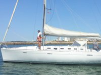 Beautiful Beneteau Beneteau First 47.7 ideal for sailing and fun in the sun!