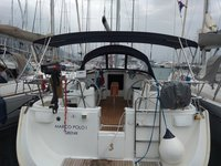 Beautiful Beneteau Oceanis 473 ideal for sailing and fun in the sun!