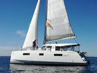 Climb aboard this Catamarans Nautitech Nautitech Open 40 for an unforgettable experience