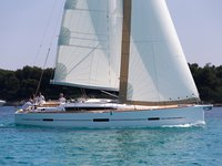 Jump aboard this beautiful Dufour Yachts Dufour 460 Grand Large
