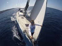 Relax on board our sailboat charter in Mahon - Menorca