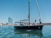 Beautiful Jeanneau Jeanneau Sun Odyssey 54DS ideal for sailing and fun in the sun!