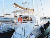 Charter this amazing sailboat in Athens
