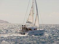 Corfu, GR sailing at its best