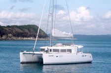 Our Lagoon 450F Catamaran Comfortably Accommodates Large Parties