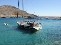 Enjoy Athens, GR to the fullest on our comfortable Ocean Yachts Ocean Star 56.1