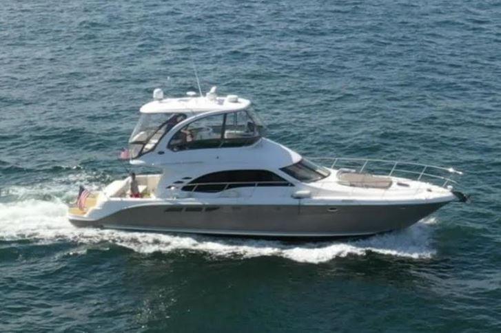 Motor yacht boat for rent in Gerritsen Beach