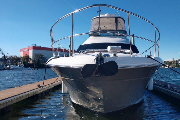 56.0 feet 56 FT LOA  Sea Ray in great shape