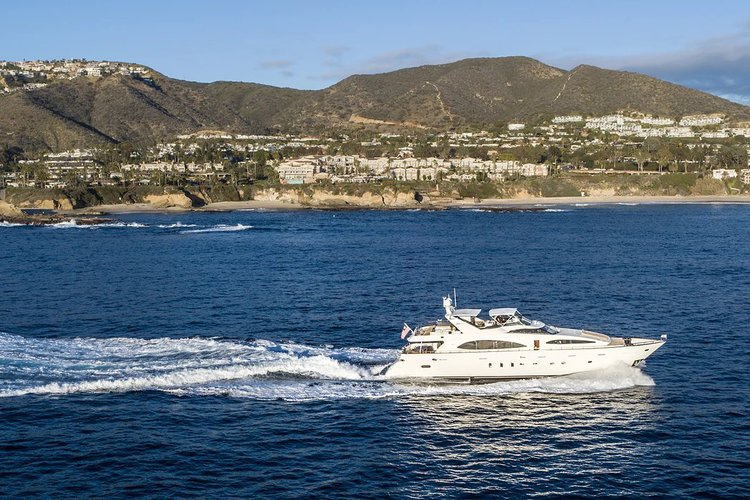 Indulge in Luxury Aboard this Super Yacht