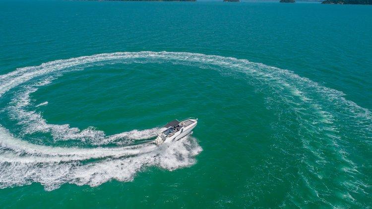 Motor boat boat rental in Ao Po Grand Marina, Thailand