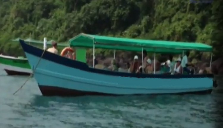 Have fun in the sun on this Panjim motor boat charter