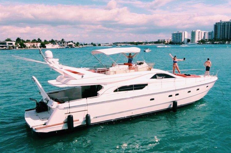 Ferretti's 60.0 feet in Miami
