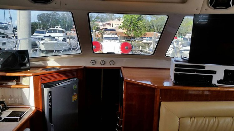 Boat for rent MY Riviera 15.0 feet in Boat Lagoon Phuket, Thailand