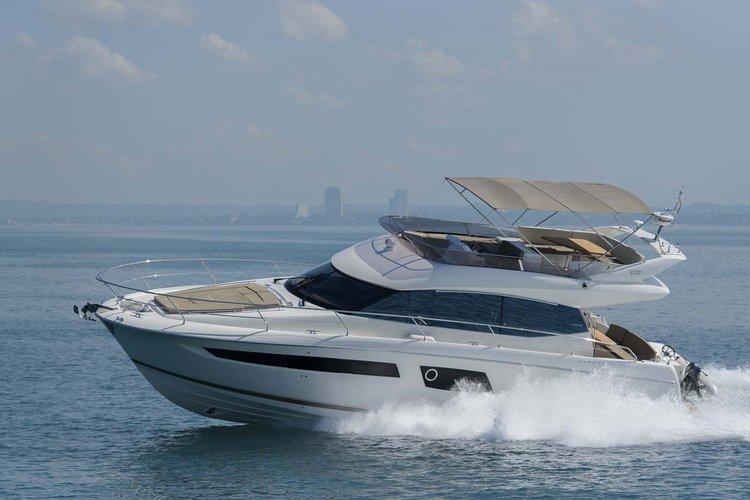 Boat for rent Prestige 49.0 feet in Boat Lagoon Phuket, Thailand