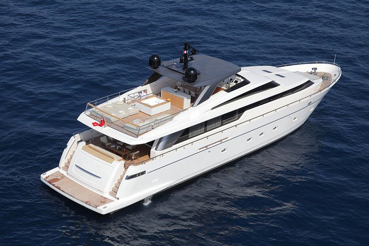 Take this awesome mega yacht boat for a spin!