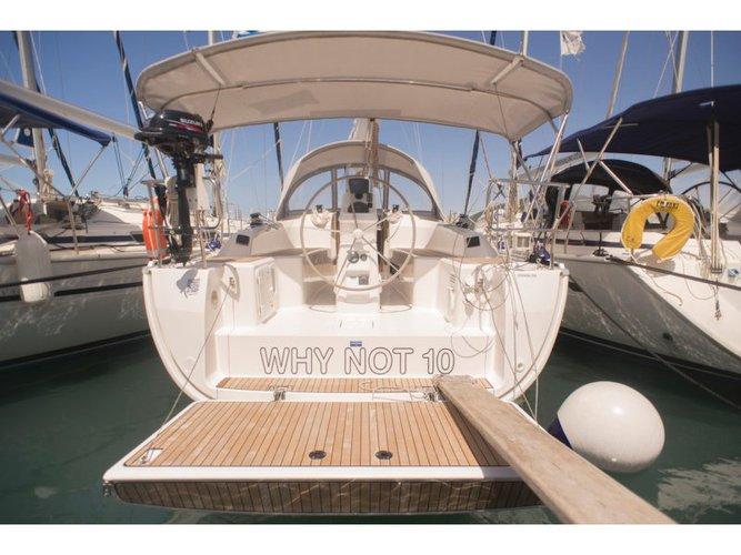 Sail Lefkada, GR waters on a beautiful Bavaria Yachtbau Bavaria 33 Cruiser
