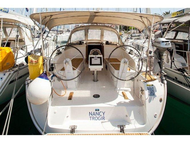 Sail Trogir, HR waters on a beautiful Bavaria Yachtbau Bavaria Cruiser 37