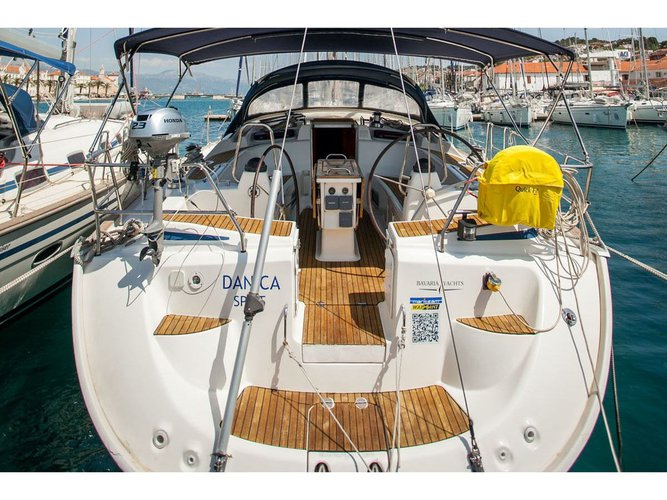 Charter this amazing sailboat in Trogir