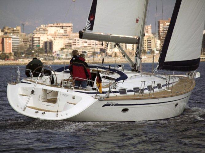 Enjoy Paros, GR to the fullest on our comfortable Bavaria Yachtbau Bavaria 50 Cruiser