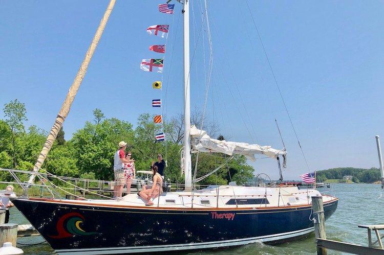 Sailboat Rental -  Chesapeake Bay / Annapolis MD