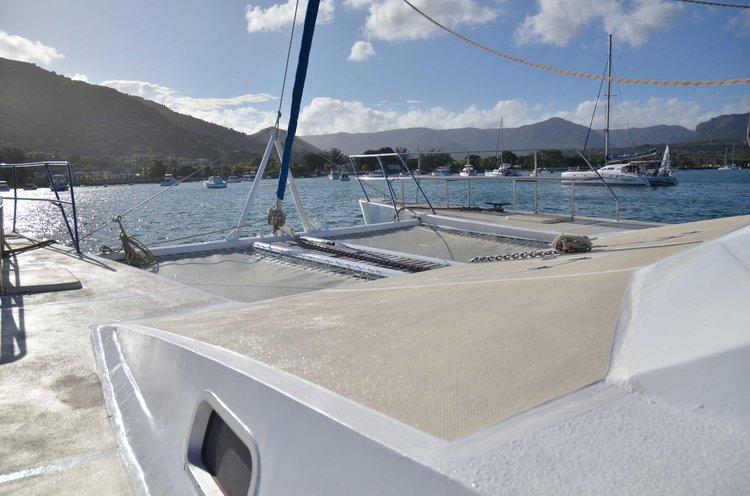Boat for rent Custom 49.0 feet in Trou D'Eau Douce, Mauritius