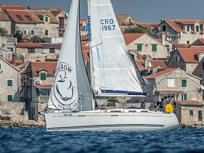 The best way to experience Šibenik is by sailing