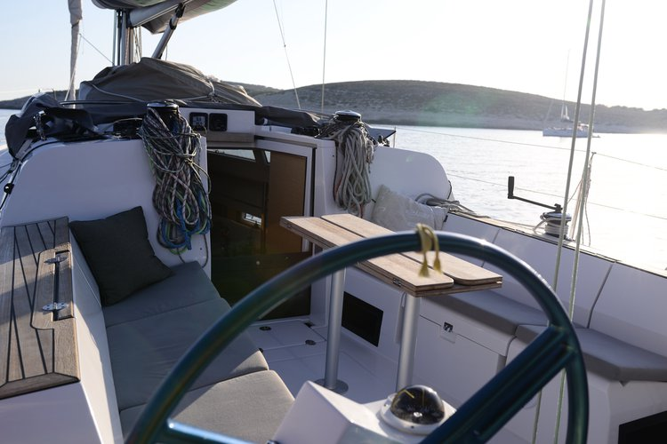 Boating is fun with a Cruiser racer in Tivat