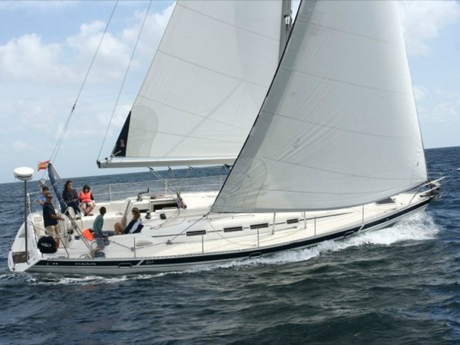 Climb aboard this Elan Elan 45 for an unforgettable experience