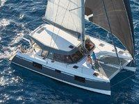 Enjoy Athens, GR to the fullest on our comfortable Catamarans Nautitech Nautitech Open 40