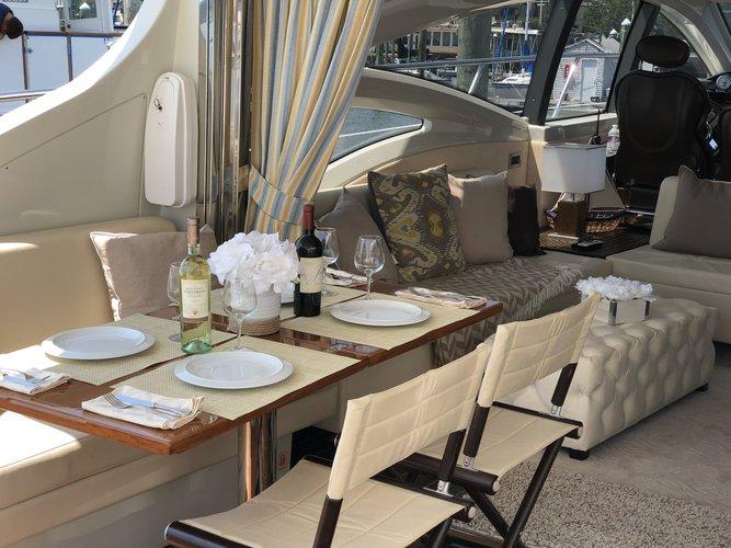 Cruiser boat rental in Chelsea Piers, NY