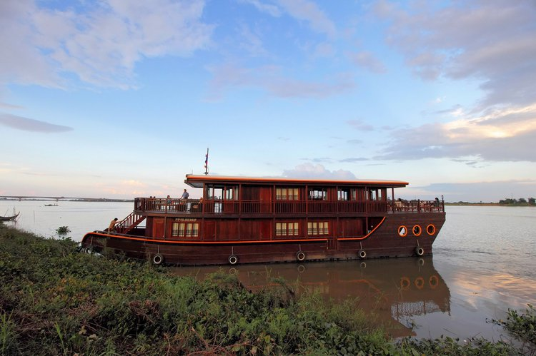 The best way to experience Cambodia is by sailing