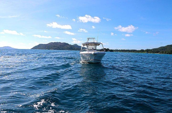 Experience Seychelles on board this elegant catamaran