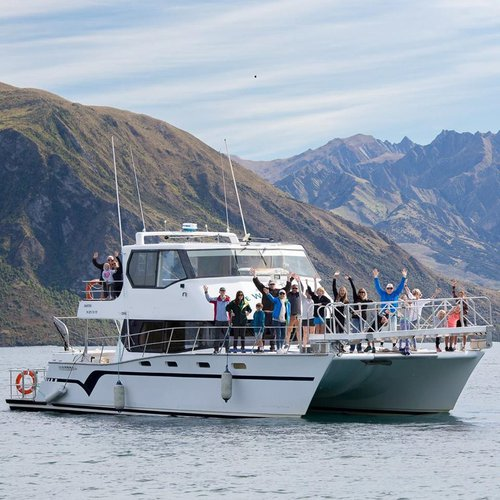 Hop aboard this amazing motor boat rental in Fiji!